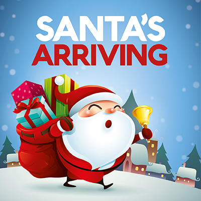 10988 CWEST Christmas Website Event & Newstory 14.11.17 Santa Arr