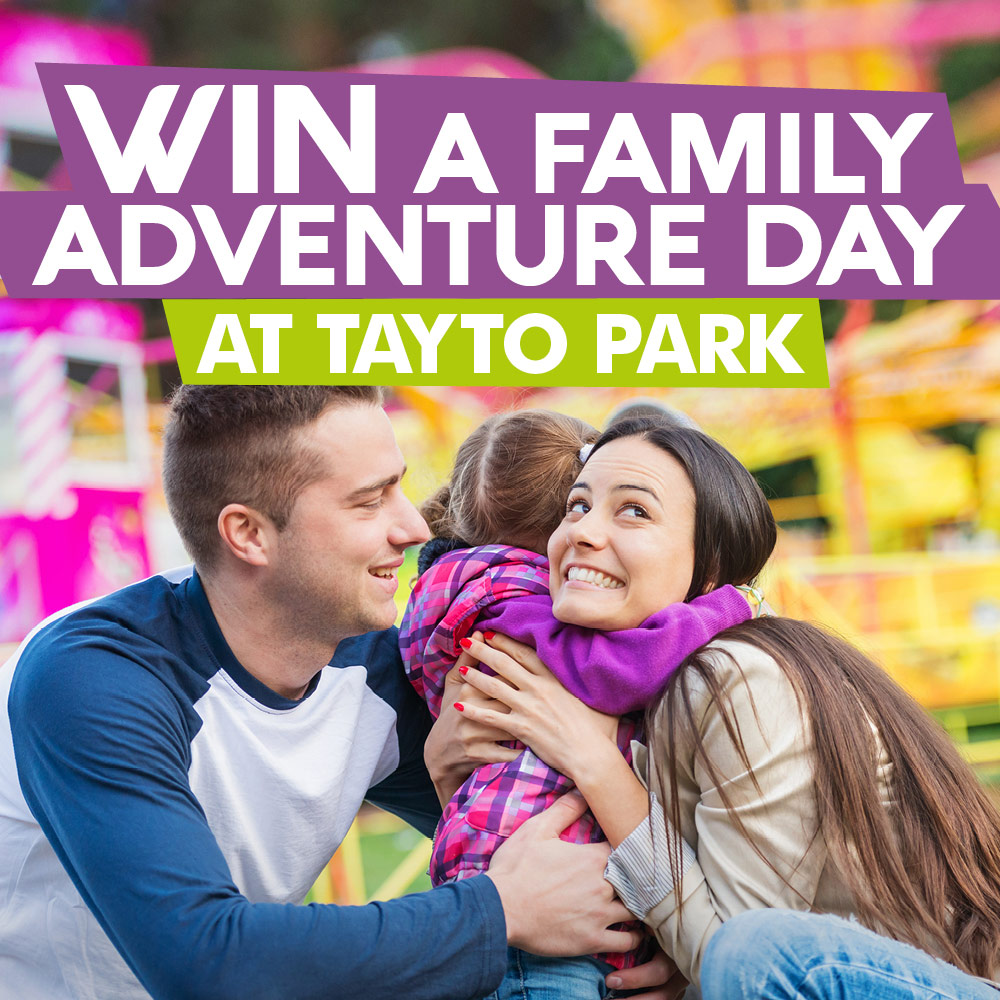 Citywest Tayto Park Competition