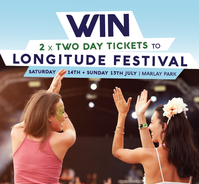 Longitude Ticket Competition