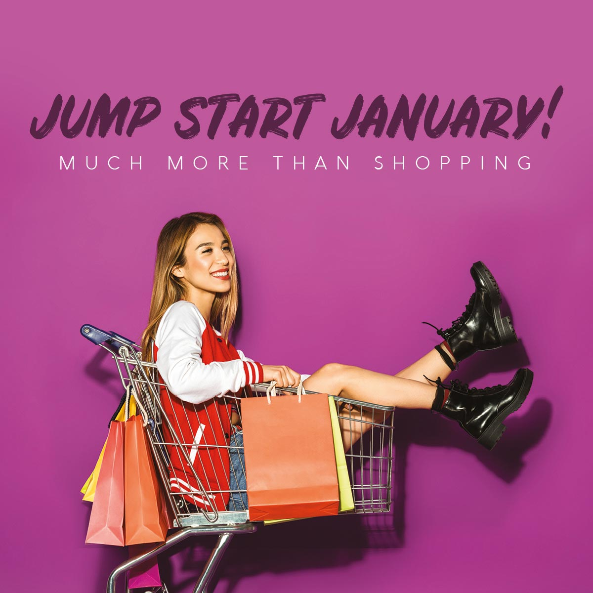 Jumpstart January Kids Activities