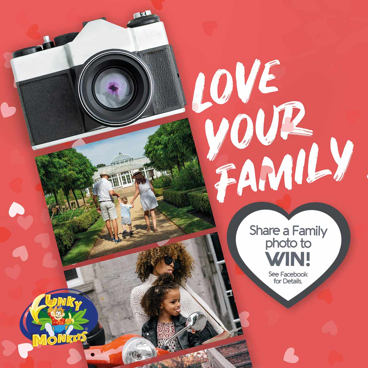 Love Your Family Competition