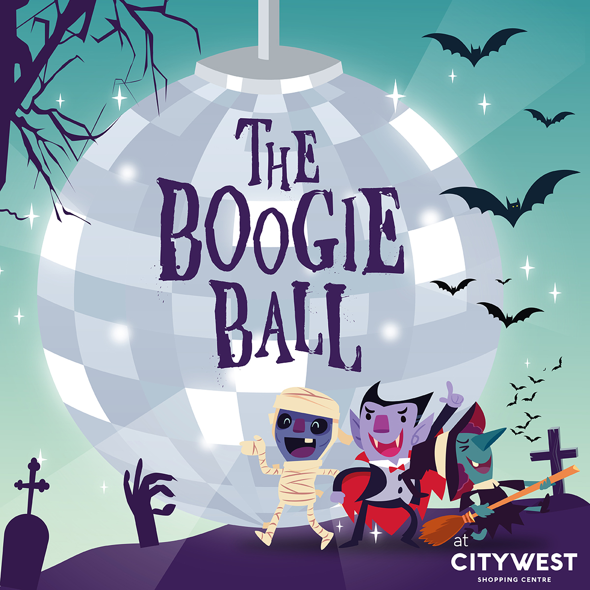 CityWest's Halloween Boogie Ball!