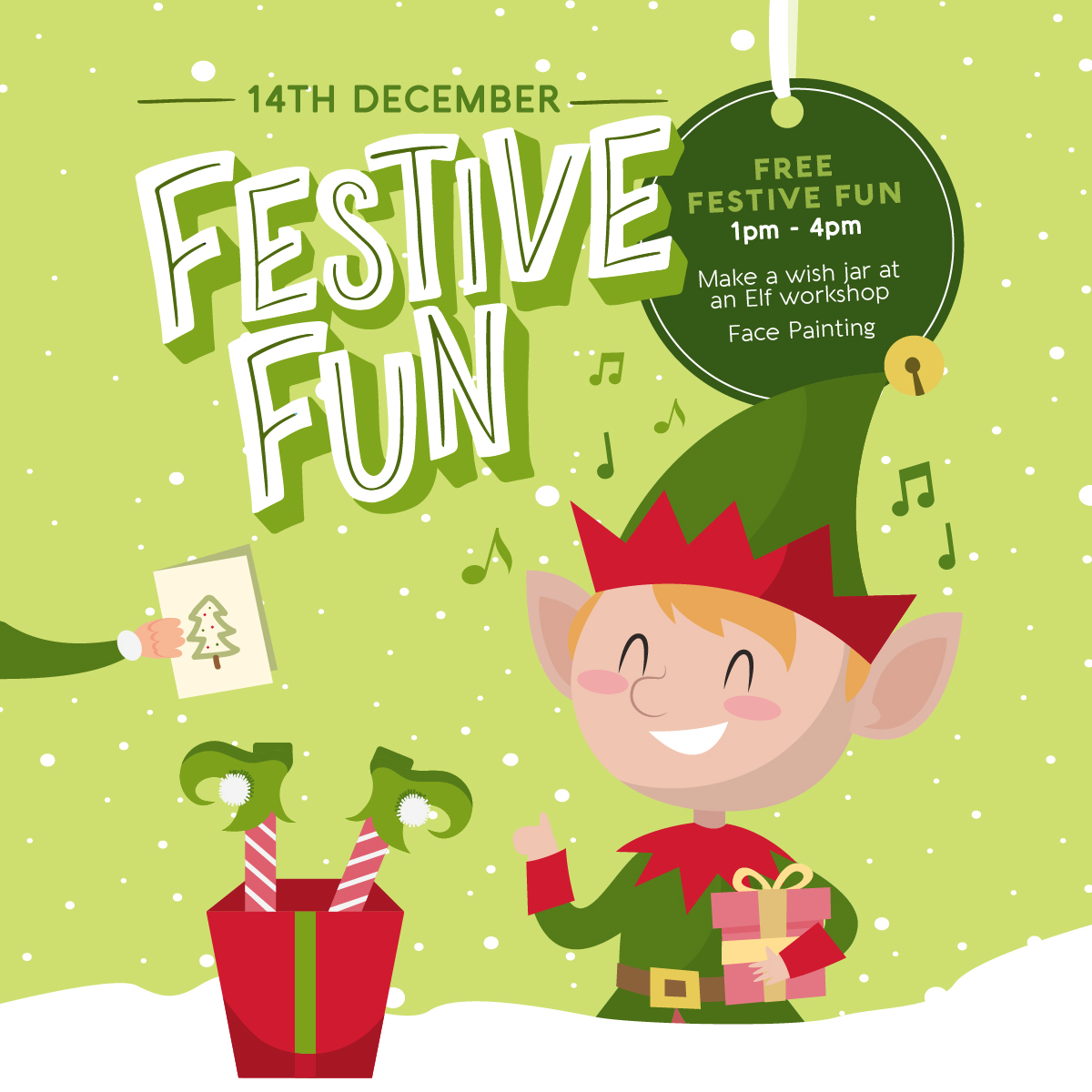 Festive Fun for Kids at Citywest Shopping Centre!