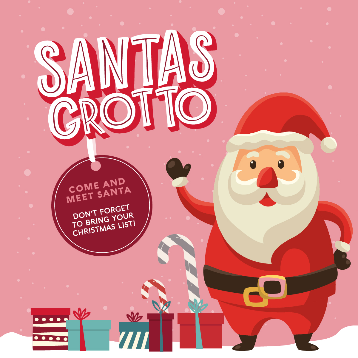 Santa's Grotto Hours at Citywest Shopping Centre!