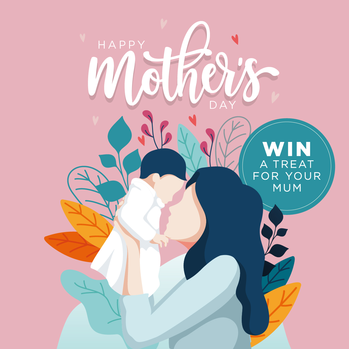 Win an Amazing Mother's Day Prize!