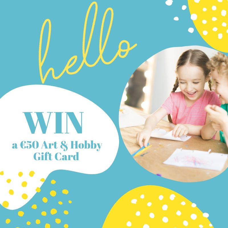 FAMILY FUN @ HOME – Art Competition