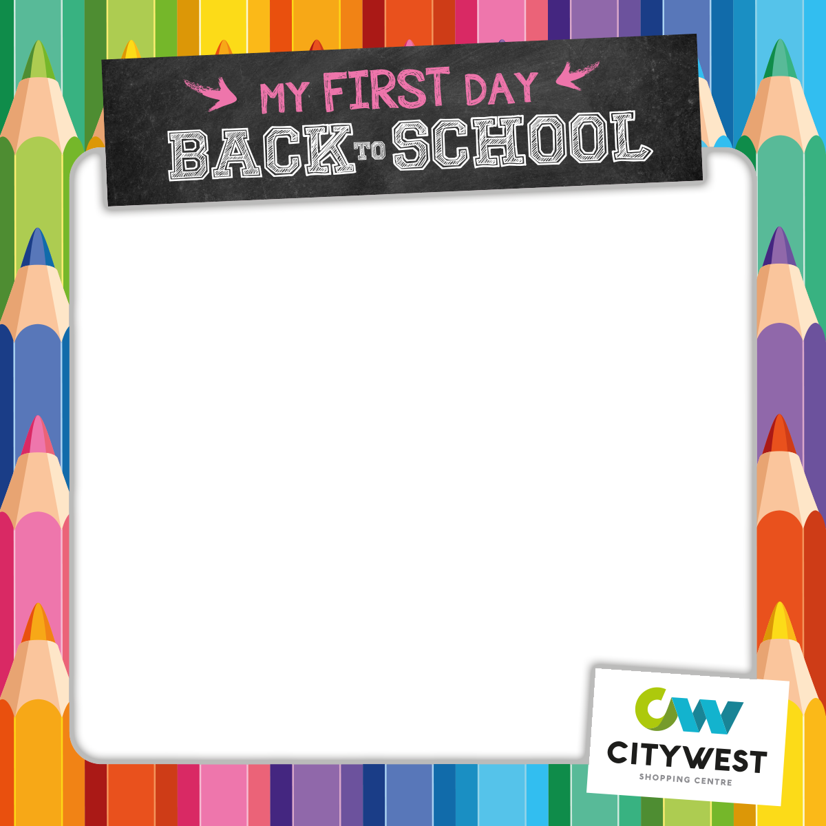 Back to School at Citywest Shopping Centre!