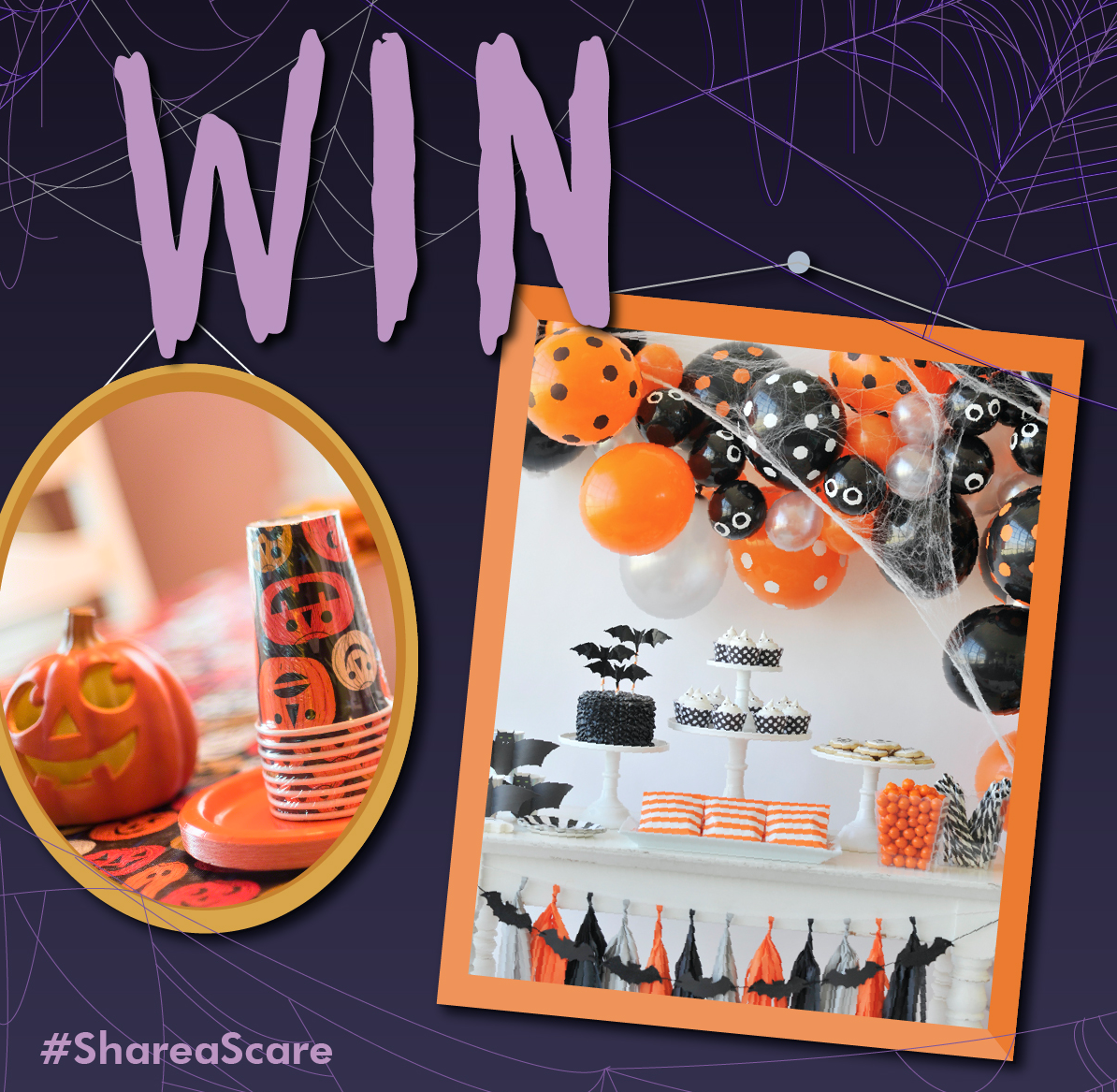 COMPETITION: Win a Halloween Party Pack at Citywest Shopping Centre!
