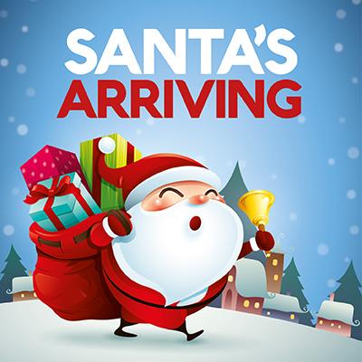 10988 CWEST Christmas Website Event & Newstory 14.11.17 Santa Arr