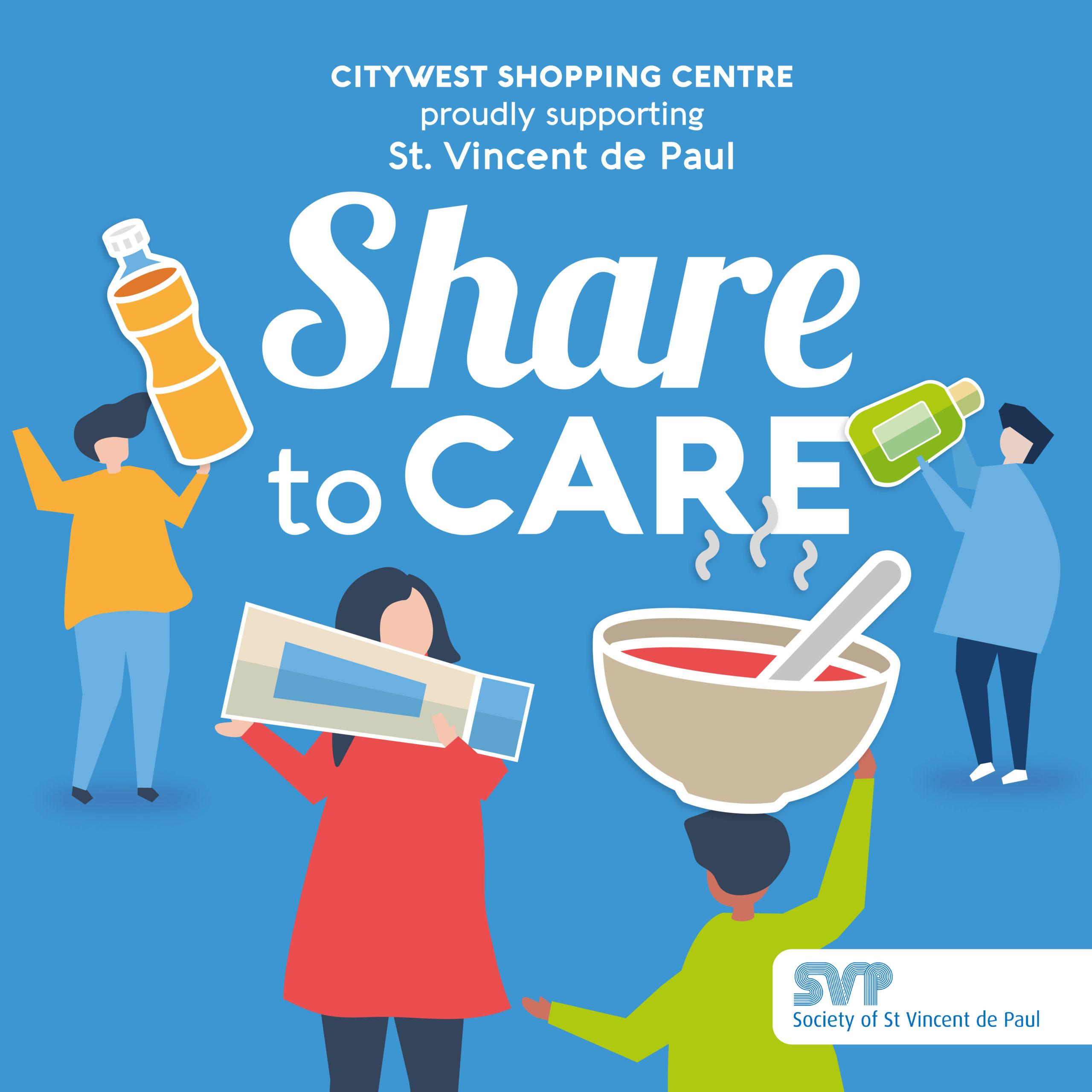 St. Vincent de Paul Donations at Citywest Shopping Centre